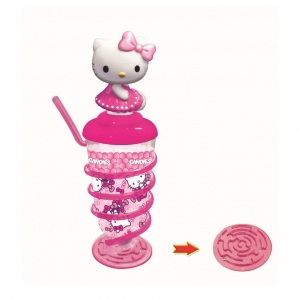 COCKTAIL CUP HELLO KITTY