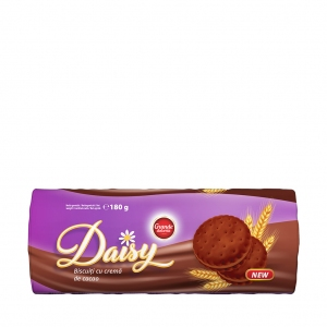 Daisy Cocoa Sandwich Biscuit