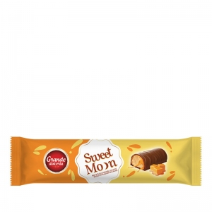 Sweet Moon Chocolate Glazed Biscuit Bar