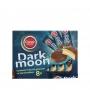 Cutie Dark Moon Biscuiti Glazurati cu Ciocolata, cu umplutura de bezea